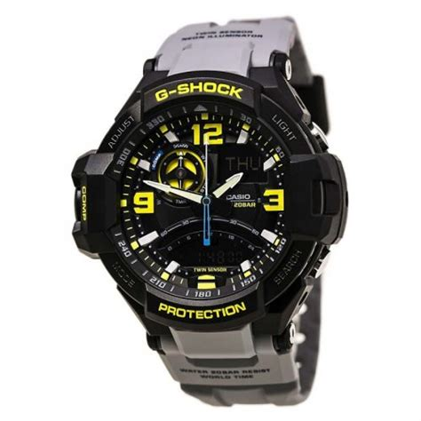 Casio Ga 1000 top 10 best aviation watches reviews buyer s guide 2018