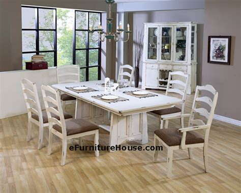 white wash dining room table dining table antique white washed dining table