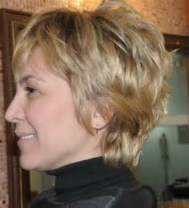 hair style for aged short hairstyles for middle aged women