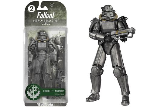 figure fallout 4 funko fallout and skyrim 6 inch scale legacy figures the