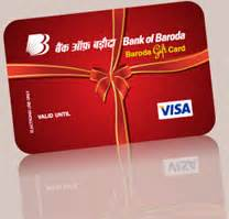 International Gift Cards India - baroda gift card bank of baroda india s international bank