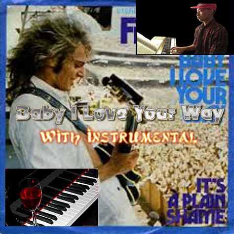 baby i your way frton quot baby i your way quot piano