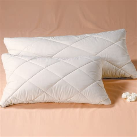 latex bed pillows natural home products organic latex pillows quilted pillows