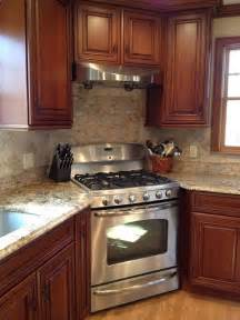 kitchen cabinet countertop color combinations kitchen designed with a corner stove kitchens interiordesign the color combinations