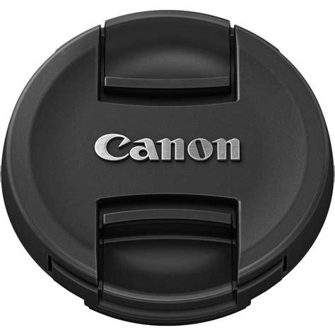 Lens Cap 52mm canon e 52 ii lens cap for 52mm lens 6315b001 b h photo