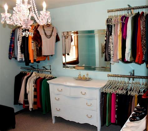 How To Make Room In A Small Closet by 25 Best Ideas About No Closet On No Closet Bedroom No Closet Solutions And Clothes
