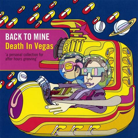 Back In Vegas by In Vegas Back To Mine Cd At Discogs