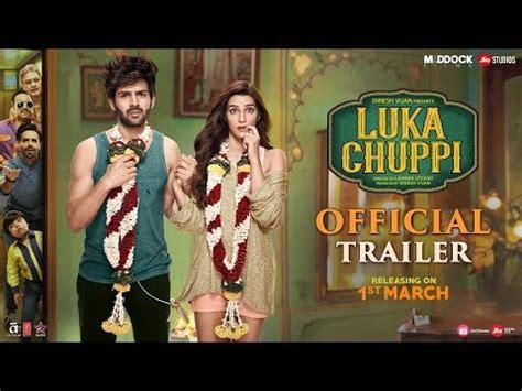 luka chuppi   trailer video  hd mrhd hindi