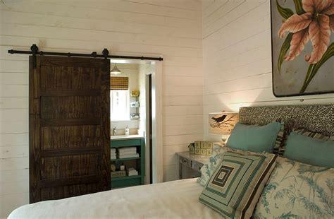 bedrooms  showcase  beauty  sliding barn doors