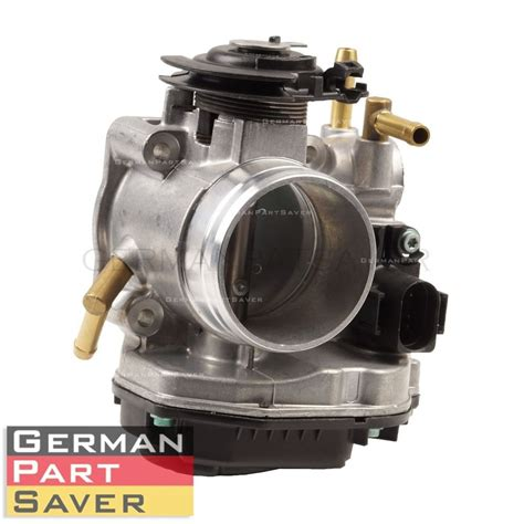 electronic throttle body assembly for volkswagen beetle golf jetta 2 0l new ebay
