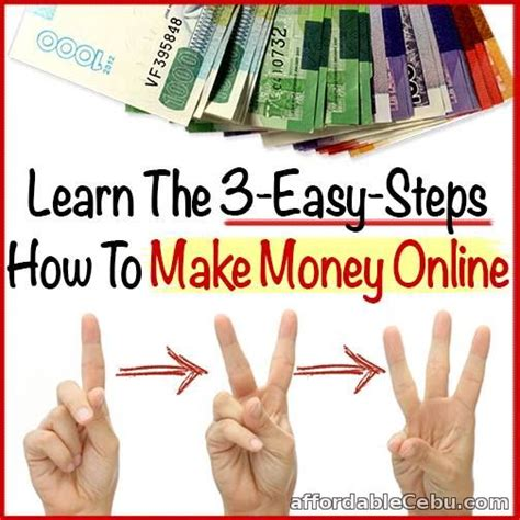 Guaranteed Ways To Make Money Online - announcing the new and guaranteed way on how to make money online announcement outside