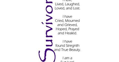 Cancer Survivor Birthday Quotes Survivor Relay For Life Survivor Caregiver Ideas