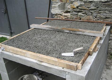 come si costruisce un camino forno in mattoni refrattari a base rettangolare