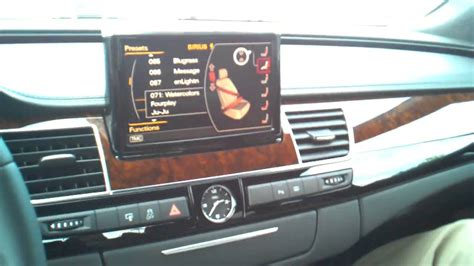 Audi A8 Supercharged by Audi A8 Supercharged Chocolate Interior Fuego