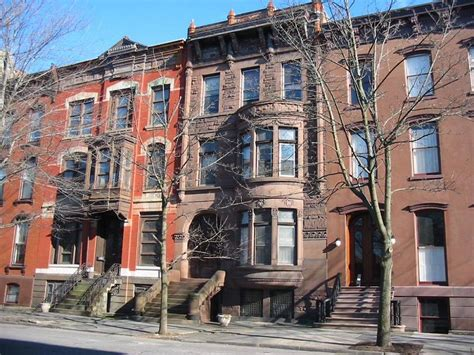brownstone house c 1890 brownstone row house in troy new york