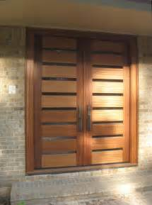Contemporary Double Front Door by Horizontal Modern Front Door The Cavender Diary
