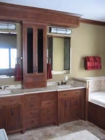 Craftsman Style Bathroom Ideas Craftsman Bathroom Design Ideas Remodels Amp Photos