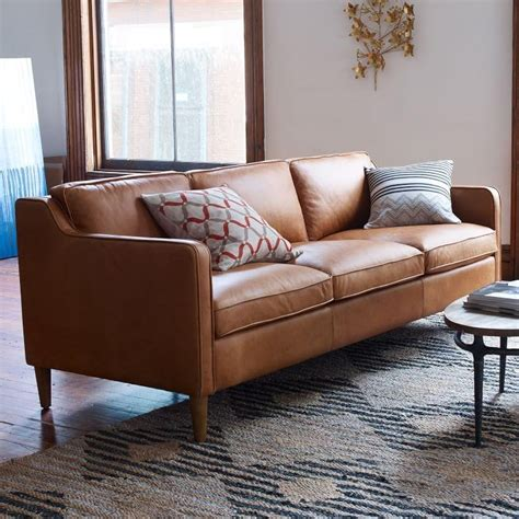 camel colored leather sofas sofa ideas