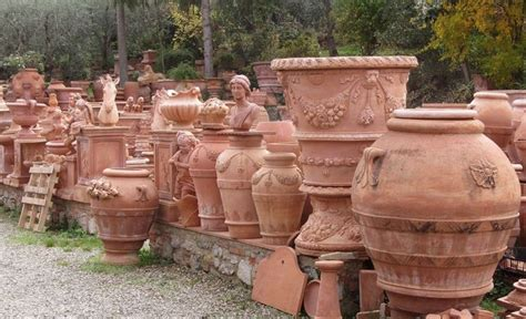 vasi terracotta prezzi vasi terracotta da giardino prezzi trio terrecotte vasi