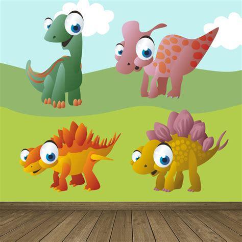 Wandtattoo Kinderzimmer Dino by Wandtattoo Dinosaurier Webwandtattoo