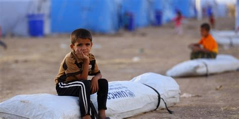 Syrian Refugees And Millions Of Iraqis Displaced By