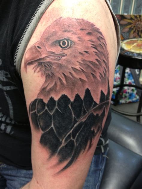 tattoo in eagle river alaska 17 best images about eagle tattoos on pinterest flag