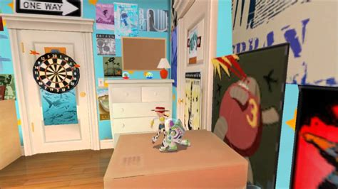 story andys room story 3 story mode andy s room