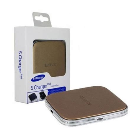 Samsung S6 Wireless Charger genuine samsung galaxy s5 s6 wireless charger pad qi plate gold ep pg900ifegww ebay