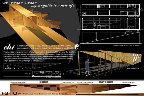 Portable Light Bamboo Living International Bamboo Building Design Exhibits