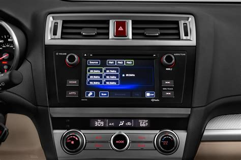 Subaru Legacy Audio 2017 Subaru Legacy And Outback Pricing Released