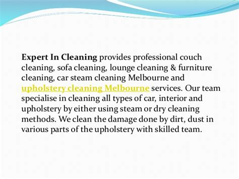 sofa steam cleaning melbourne upholstery cleaning melbourne