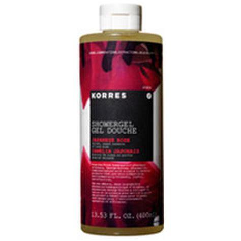 Japanese Shower Gel by Korres Japanese Shower Gel Reviews Skinstore