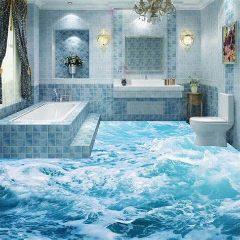 3d bathroom tiles 3d tiles for bathroom regarding residence bathroom