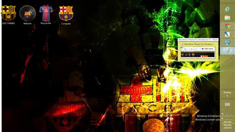 download themes windows 7 barcelona the best wallpapers windows