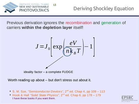 shockley diode equation ideality factor shockley diode equation ideality factor 28 images unit 2 semiconductors what is leakage