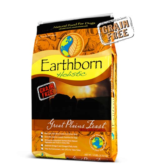 earthbound food great plains feast grain free holistic food formulas earthborn holistic