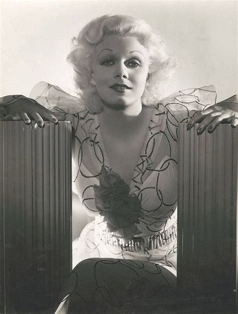 classic hollywood diva are you jean harlow retro vintage hollywood glamour actress