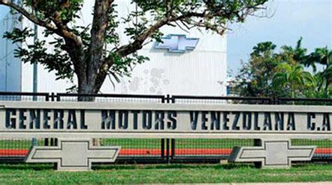 gm venezuela venezuela seizes general motors car plant zero hedge