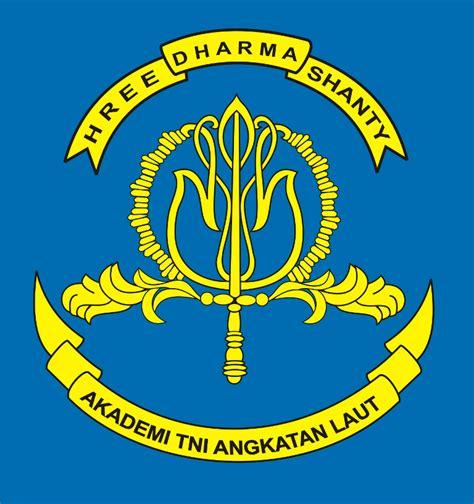 logo akademi angkatan laut aal tentara nasional