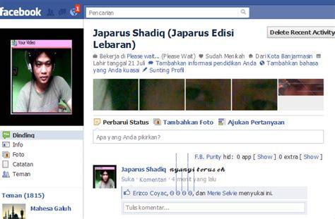 buat akun facebook hantu cara membuat facebook anti report cara membuat status