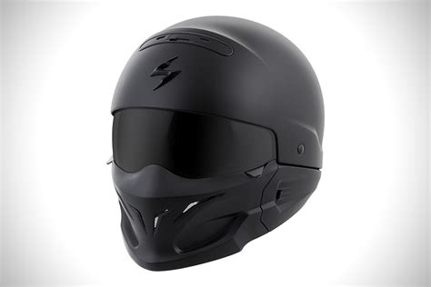 scorpionexo covert modueler motosiklet kaski motosikletclub