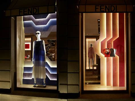 home design show new york 2014 fendi spring summer 2014 windows new york paris milan