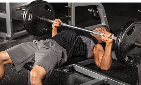 old bench press kiss your old bench press max goodbye