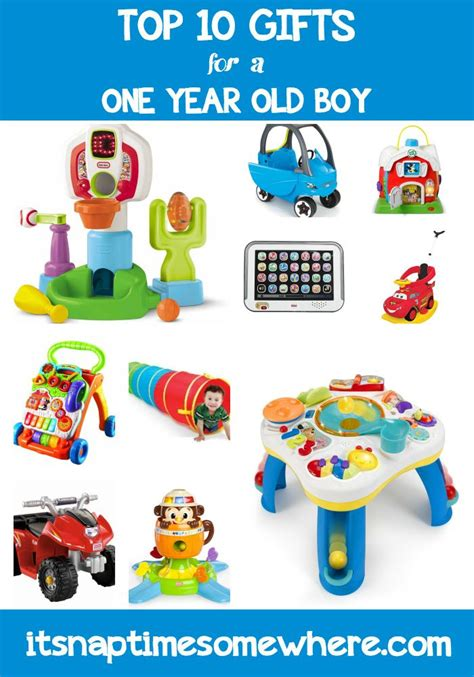 best xmas gifts for 1 year olds top 10 gifts for a one year boy great list of gifts with a review of each item as well as