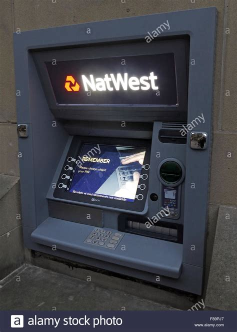 reset natwest online banking natwest atm hole in the wall machine warrington cheshire