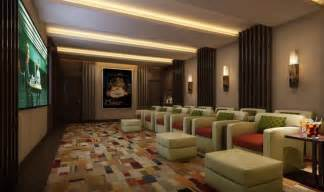 home theater room cozy home theater design ideas