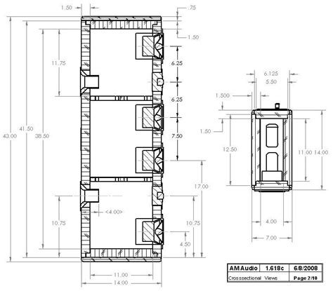 speaker housing design 3 way speaker box design 3 free engine image for user manual download