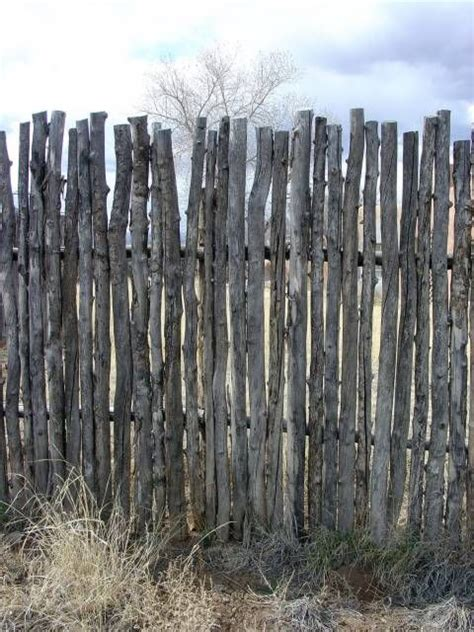 sichtschutz garten treibholz unofficial taos coyote fence would look around a