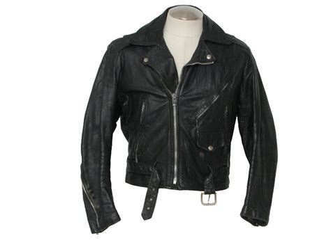 Jacket Cooper 80s leather jacket cooper 80s cooper mens black leather motorcycle jacket with diagonal