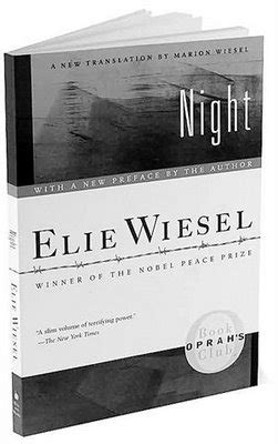 Night By Elie Wiesel Webquest: Introduction